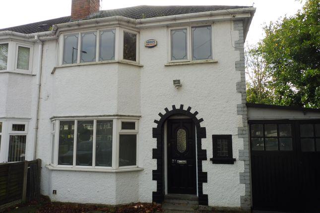 Thumbnail Property to rent in Druids Lane, Kings Norton, Birmingham