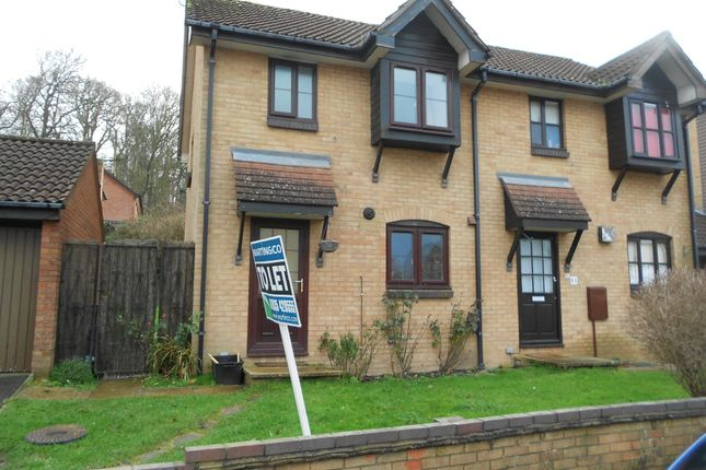 Thumbnail Semi-detached house to rent in Laburnum Way, Yeovil