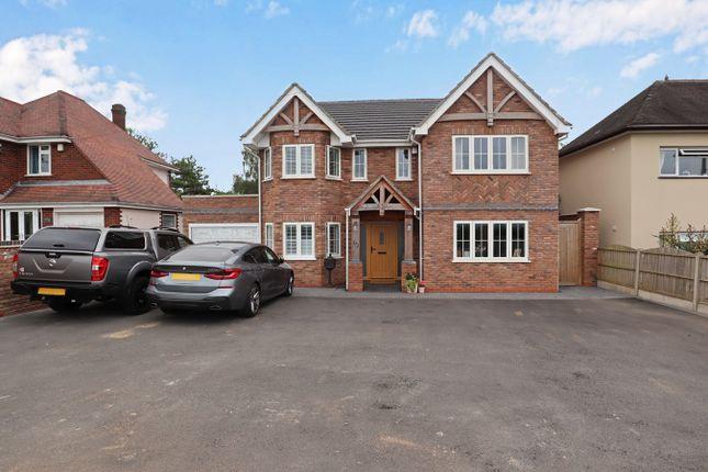 Thumbnail Detached house for sale in Higham Lane, Nuneaton