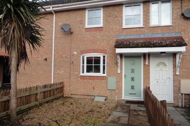 Thumbnail 2 bed terraced house to rent in Bluebell Walk, Brandon