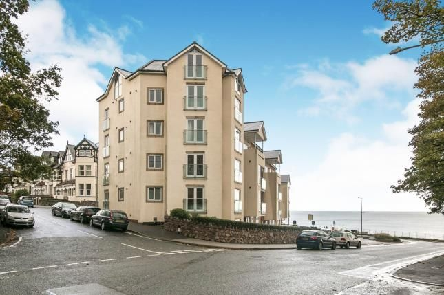 Thumbnail Flat for sale in The Marine View Apartments, Marine Road, Colwyn Bay, Conwy