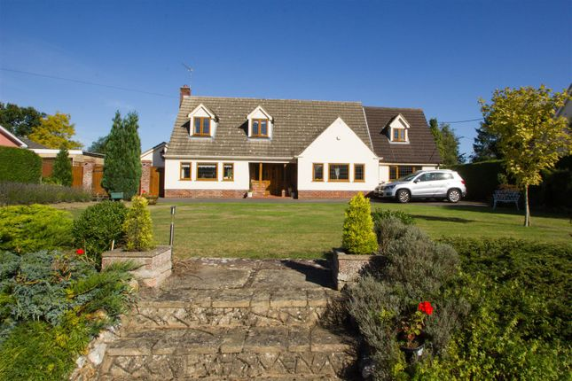 Thumbnail Detached house for sale in Cross Street, Elmswell, Bury St. Edmunds