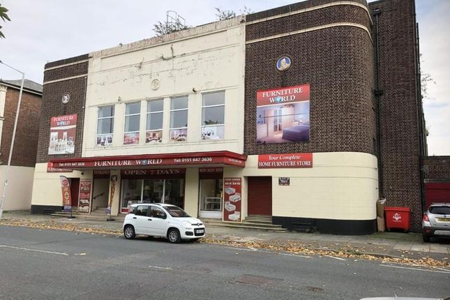 Thumbnail Property for sale in Park Road East, Birkenhead