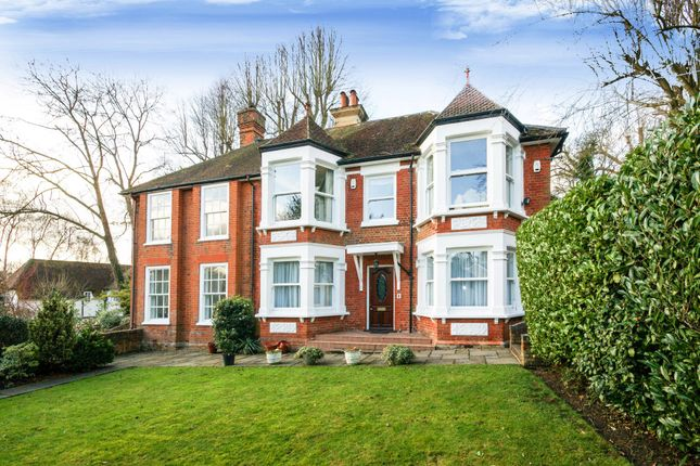 Thumbnail Flat for sale in Rickmansworth Road, Northwood