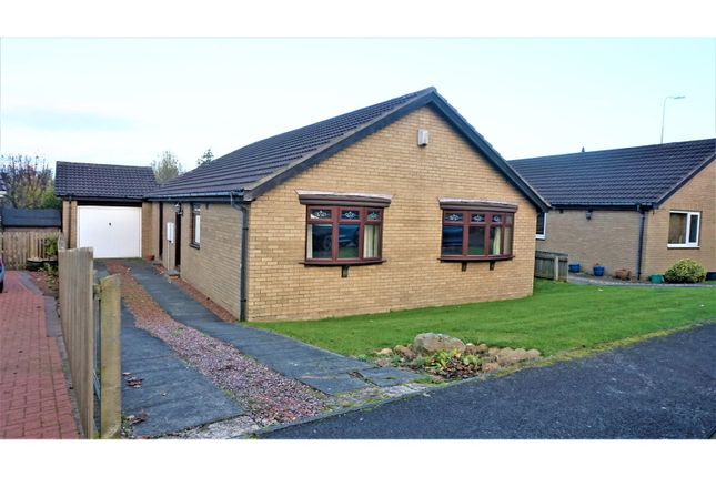 Thumbnail Detached bungalow for sale in Hickling Court, Newcastle Upon Tyne