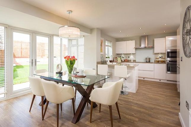 "Thumbnail Detached house for sale in ""Bradgate"" at Harland Way, Cottingham"