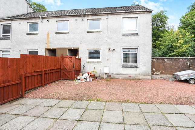 Thumbnail End terrace house for sale in Ladeside, Newmilns