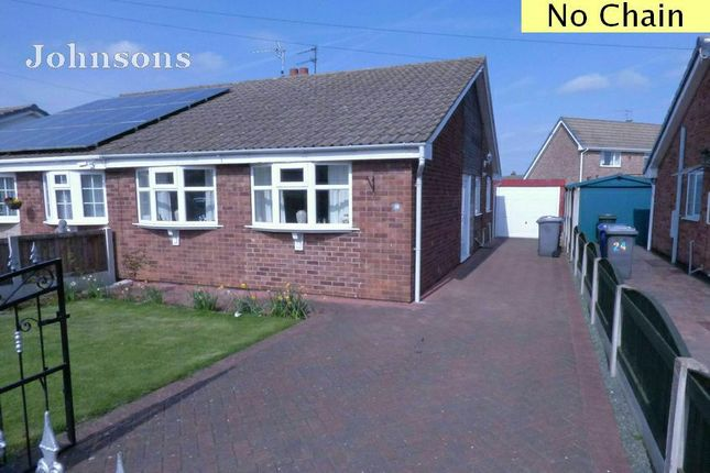 2 bedroom semi-detached bungalow for sale in Moorfield Drive, Armthorpe, Doncaster.