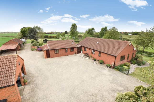 Thumbnail Bungalow for sale in Burlands Bungalow, Upper Poppleton, York