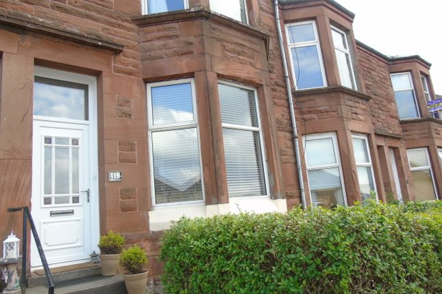 Thumbnail Flat for sale in Aitchison Street, Town Centre, Airdrie, North Lanarkshire