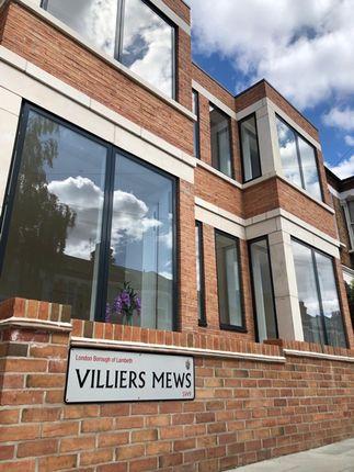 Villiers Mews, Clapham, London SW9
