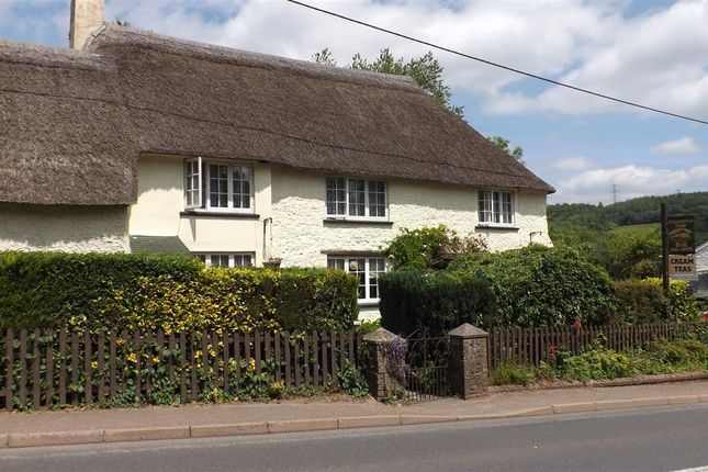 Thumbnail Detached house for sale in Wellington Farm, Wilmington, Honiton