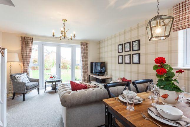 "Thumbnail Terraced house for sale in ""Ashford"" at Inglewhite Road, Longridge, Preston"