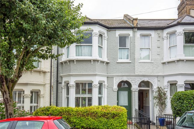 Thumbnail Terraced house for sale in Cressida Road, Whitehall Park, London
