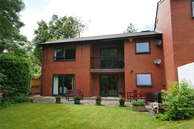 Thumbnail Flat for sale in Rectory Road, Penarth
