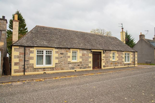 Thumbnail Detached bungalow for sale in Main Street, Tomintoul, Ballindalloch