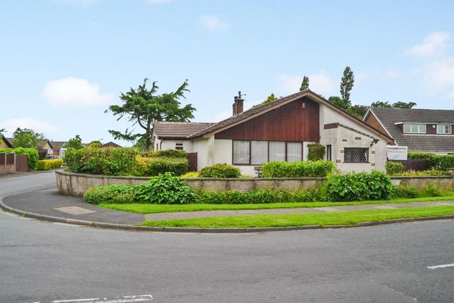 Thumbnail Detached bungalow for sale in The Common, Adlington, Chorley