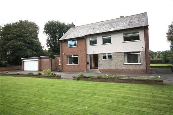 Thumbnail Detached house for sale in Jalna, 6 Kidsneuk, Irvine