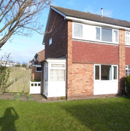 Thumbnail Semi-detached house to rent in Littondale Avenue, Knaresborough