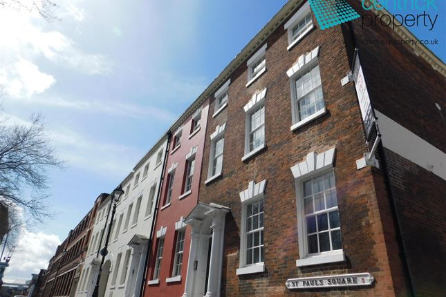 Thumbnail Flat for sale in St. Pauls Square, Jewellery Quarter, Birmingham