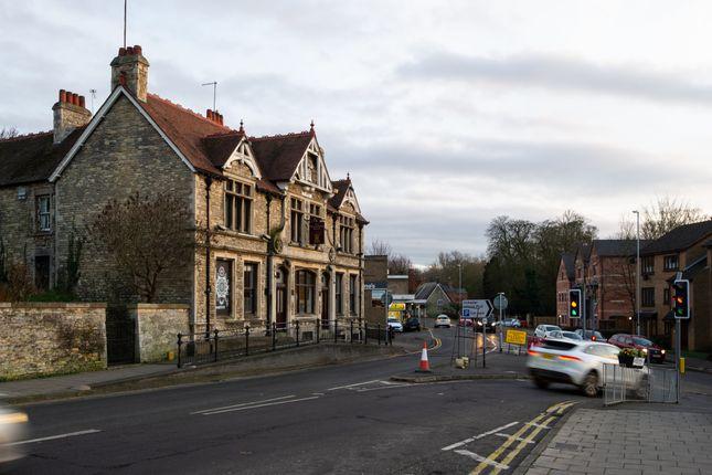 Location of Station Road, Rushden NN10