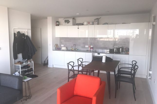 Thumbnail Flat to rent in Masthead House, 6 Starboard Way, 2Pf