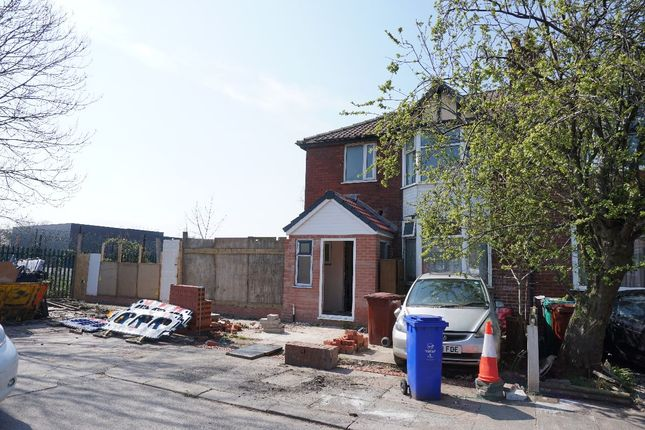 Thumbnail Semi-detached house for sale in Tabley Grove, Longsight