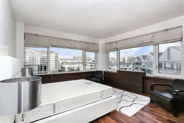 Thumbnail Flat for sale in The Belverdere, Chelsea Harbour, London