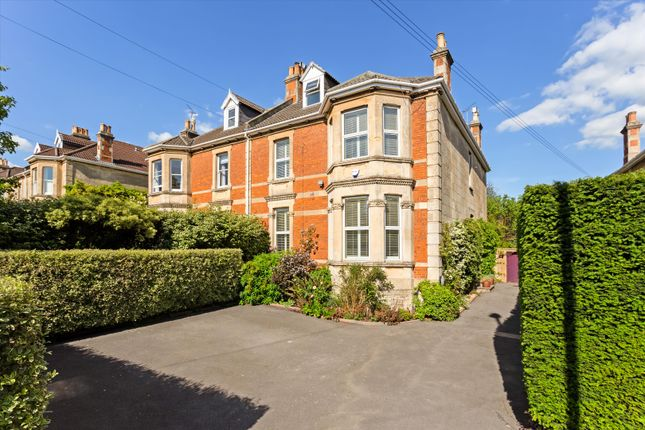 Thumbnail Semi-detached house for sale in Combe Park, Bath, Somerset