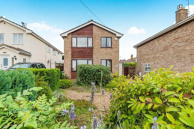 Thumbnail Detached house for sale in Laurel Close, Yaxley, Peterborough