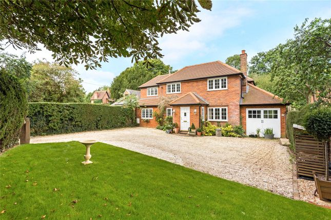 Thumbnail Detached house for sale in South Warnborough, Hook, Hampshire