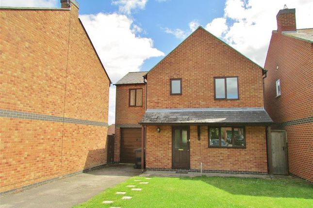 Thumbnail Detached house to rent in Farmstead Close, Grove, Wantage