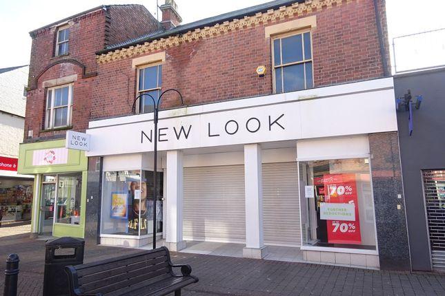 Thumbnail Retail premises for sale in High Street, Long Eaton, Nottingham