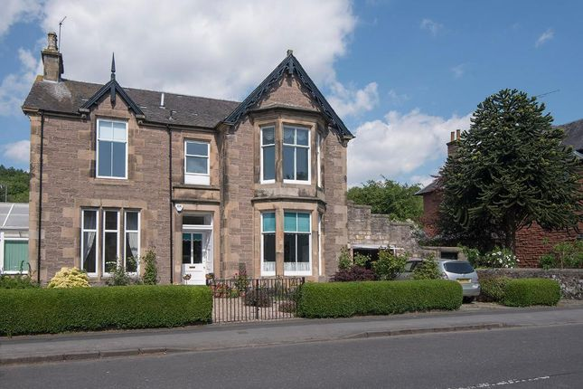 Thumbnail Flat for sale in Fountain Road, Bridge Of Allan