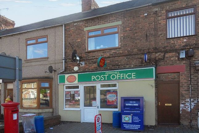Retail premises for sale in Eldon Terrace, Ferryhill