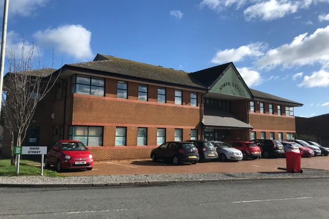 Thumbnail Office to let in Modern Office Suite, North Court, David Street, Bridgend Industrial Estate, Bridgend