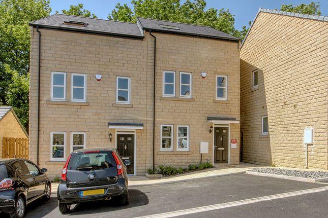 Thumbnail Semi-detached house for sale in Hayton Way, Skipton