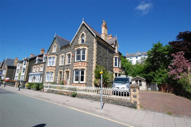 Thumbnail Semi-detached house to rent in North Road, Aberystwyth