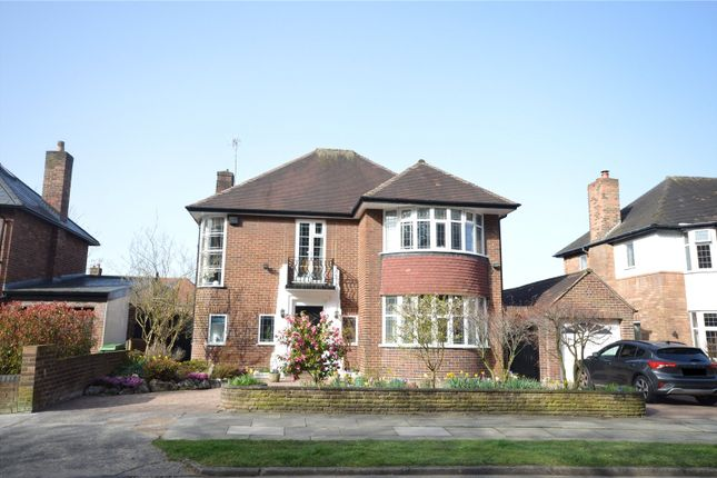 Thumbnail Detached house for sale in Aldbourne Avenue, Woolton, Liverpool