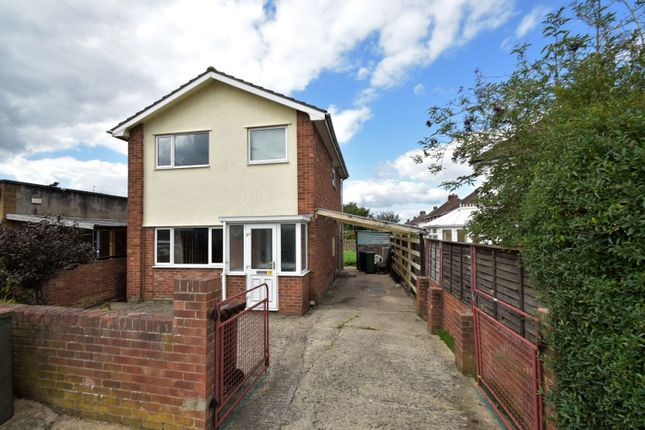 Thumbnail Detached house for sale in Court Road, Brockworth