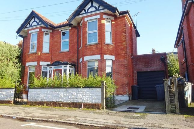 Thumbnail Flat for sale in Belvedere Road, Bournemouth
