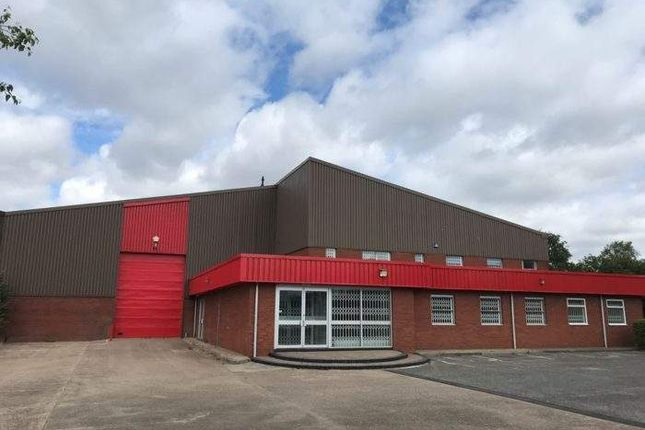 Thumbnail Light industrial to let in Unit Linkmel Close, Queens Drive Industrial Estate, Nottingham
