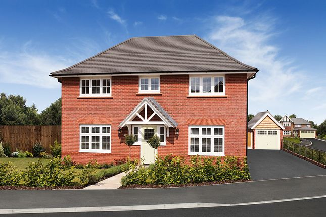 """Thumbnail Detached house for sale in """"Harrogate Lifestyle"""" at Alstonefield Close, Amington, Tamworth"""