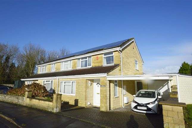 Thumbnail Semi-detached house to rent in Longfellow Road, Radstock, Somerset