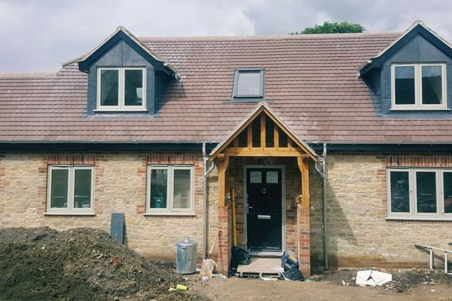 Thumbnail Detached house for sale in Gipsy Lane, Warminster