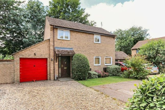 3 bed detached house for sale in Murton Close, Burwell, Cambridge