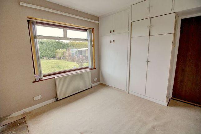 Bedroom of Cresswell Road, Swinton, Mexborough S64