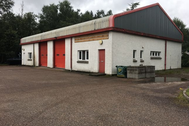 Thumbnail Industrial to let in Nevis Bank Industrial Estate, Croft Road, Fort William