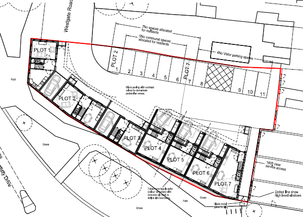 Thumbnail Land for sale in Princes Street, Bishop Auckland, Co. Durham, Bishop Auckland