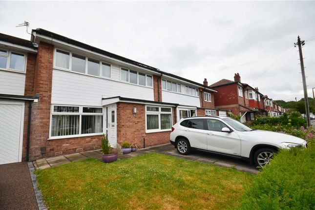 Thumbnail Terraced house to rent in Berwick Avenue, Heaton Mersey, Stockport